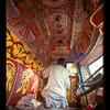 Photo of Man building and decorating trucks in Pakistan on ExposedPlanet.com